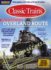 Classic Trains - Spring 2019