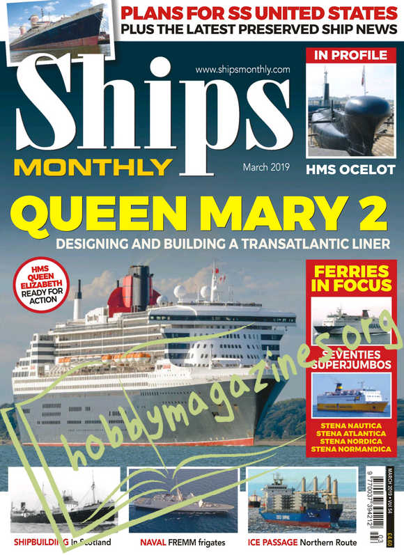 Ships Monthly - March 2019