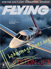 Flying - March 2019