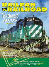 Railfan and Railroad - March 2019