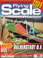 Flying Scale Models - March 2019