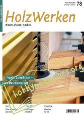 HolzWerken 78 - Marz/April 2019