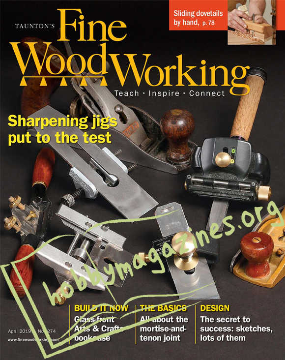 Fine Woodworking 274 - April 2019