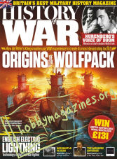 History of War Issue 065
