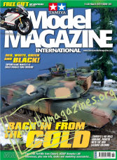 Tamiya Model Magazine International 281 - March 2019