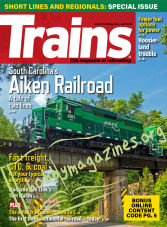 Trains - April 2019