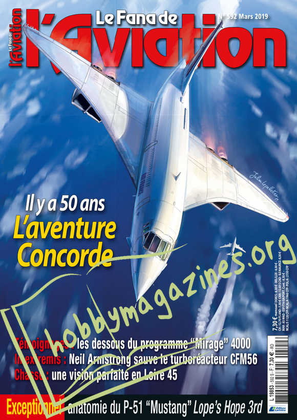Le Fana de l'Aviation - Mars 2019