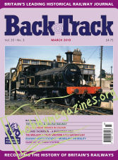 Backtrack - March 2019