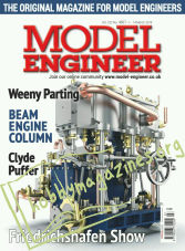 Model Engineer 4607 - 1 March 2019