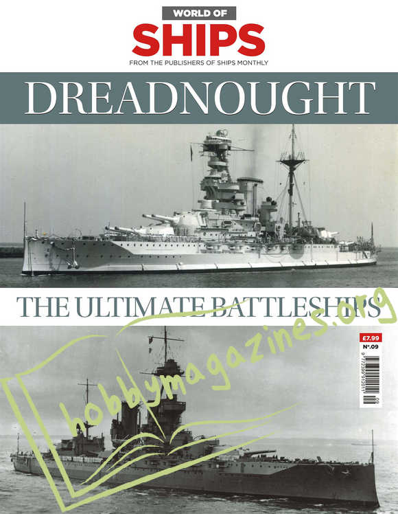World of Ships 19 - Dreadnought