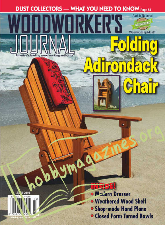 Woodworker's Journal - April 2019
