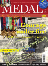Medal News - March 2019