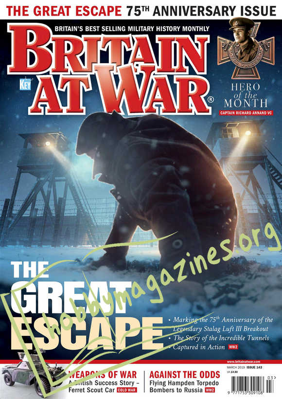 Britain at War - March 2019