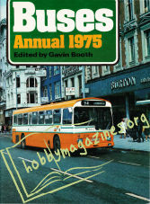 Buses Annual 1975