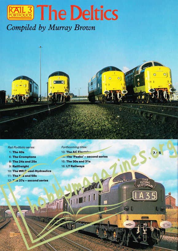 Rail Portfolios 3 - The Deltics