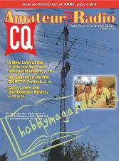 CQ Amateur Radio - March 2019