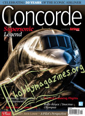 Concorde - Supersonic Legend