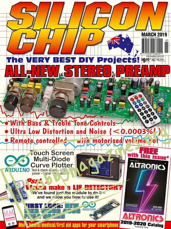 Silicon Chip - March 2019
