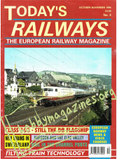 Today's Railways Europe Issue 003 - October-November 1994