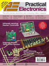 Practical Electronics - April 2019