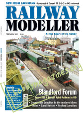 Railway Modeller - February 2011