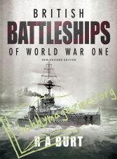 British Battleships of World War One (ePub)
