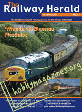 The Railway Herald issue 11 10 June 2005
