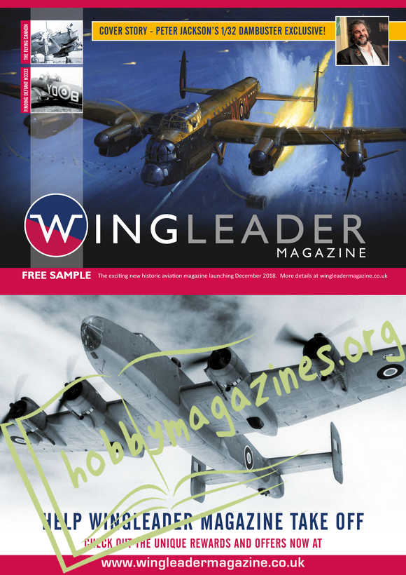 Wingleader Magazine Free Sample