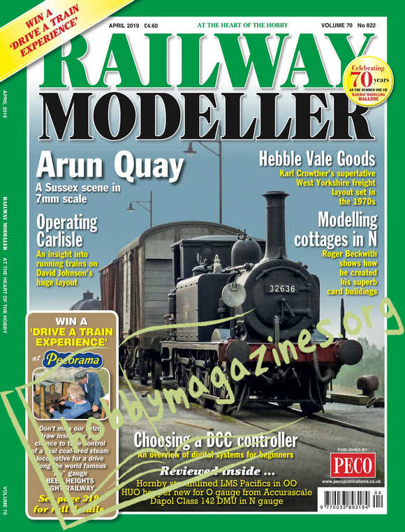 Railway Modeller - April 2019