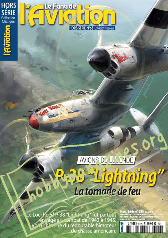 Le Fana de L'Aviation HS 63 - Mars 2019