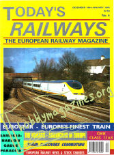 Today's Railways Issue 004 - December/January 1995