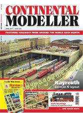 Continental Modeller - April 2011