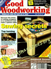 Good Woodworking Issue 006 April 1993