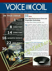 Voice Coil - February 2019