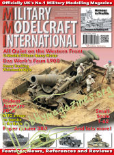 Military Modelcraft International - April 2019