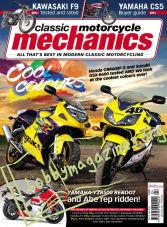 Classic Motorcycle Mechanics - April 2019