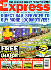 Rail Express Issue 08 - January 1997