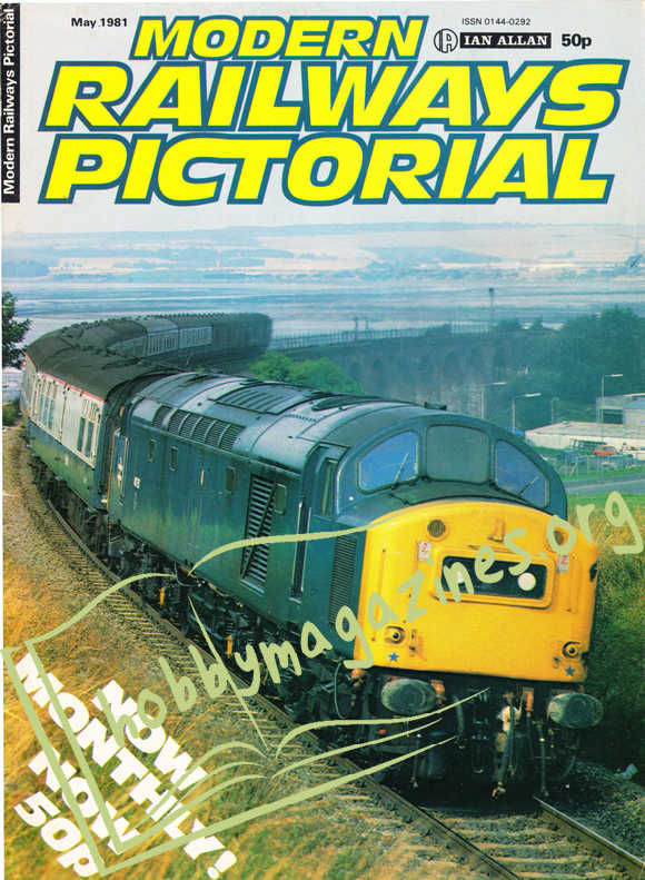 Modern Railways Pictorial - May 1981