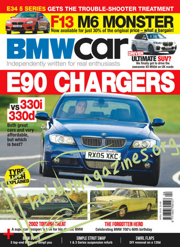 BMW Car - April 2019