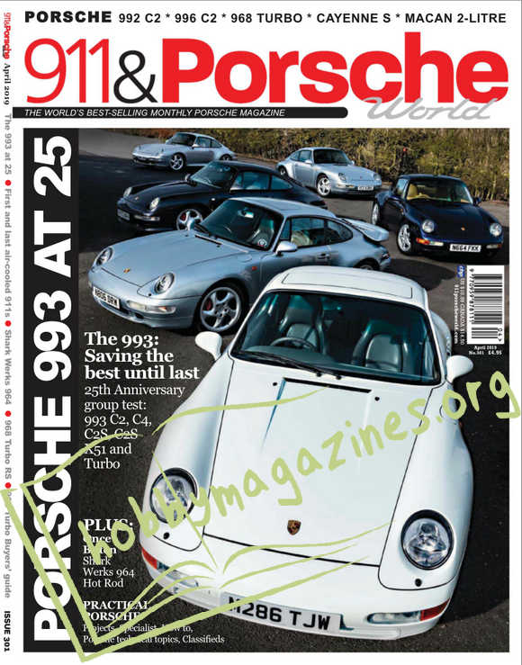 911 & Porsche World - April 2019