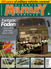 Classic Military Vehicle - April 2019