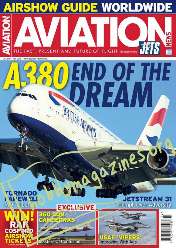 Aviation News - April 2019