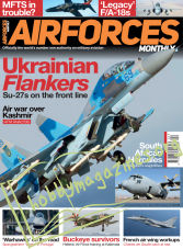 AirForces Monthly - April 2019