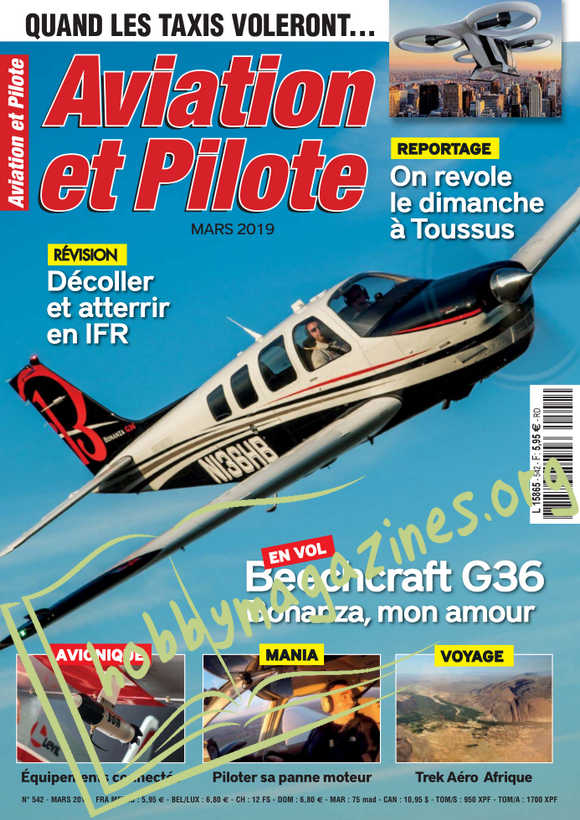 Aviation et Pilote - Mars 2019