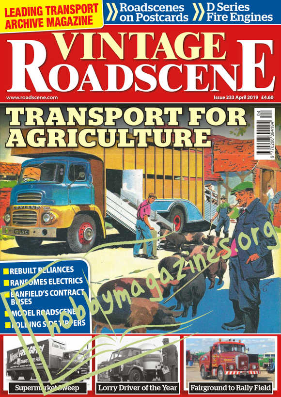 Vintage Roadscene - April 2019