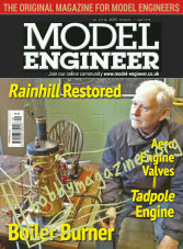 Model Engineer 4609 - 29 March 2019