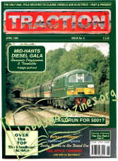Traction Issue 006 - April 1995