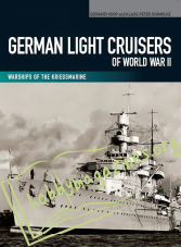 Warships of the Kriegsmarine - German Light Cruisers of World War II (ePub)
