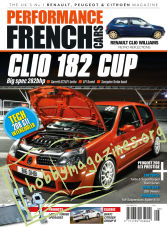 Performance French Cars - May June 2019