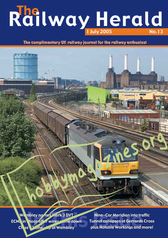 The Railway Herald 013 - 1 July 2005